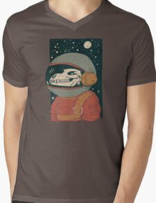 Laika Mens V-Neck T-Shirt