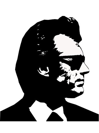 Clint Eastwood Dirty Harry by bassdmk