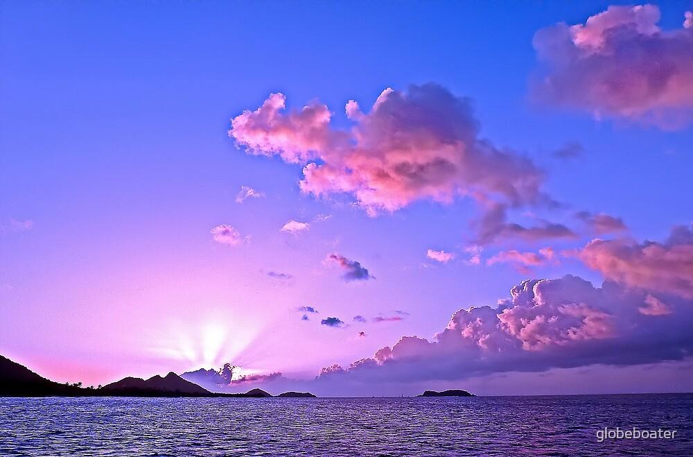Sundowner Sunset by globeboater