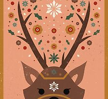 The Christmas Stag by CarlyWatts