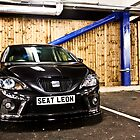 SEAT LEON by Tim Topping