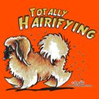 Pekingese :: Totally Hairifying by offleashart