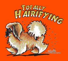 Pekingese :: Totally Hairifying by offleashart