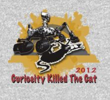 Curiosity Killed The Cat (New edition) by vampyba