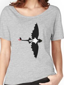 how train your dragon Women's Relaxed Fit T-Shirt