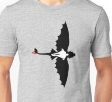 how train your dragon Unisex T-Shirt