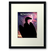 Soar with Mitt Framed Print