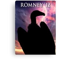 Soar with Mitt Canvas Print