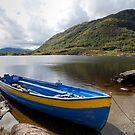 Lonely Boat by Béla Török