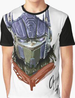optimus prime Graphic T-Shirt