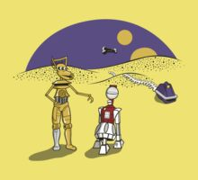Not the Droids You're Looking For Baby Tee