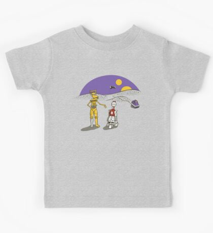 Not the Droids You're Looking For Kids Tee