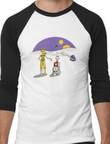Not the Droids You're Looking For Men's Baseball ¾ T-Shirt