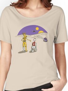 Not the Droids You're Looking For Women's Relaxed Fit T-Shirt