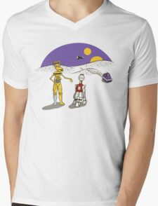 Not the Droids You're Looking For Mens V-Neck T-Shirt