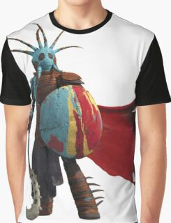 how train your dragon 2 Graphic T-Shirt