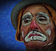 Sometimes Even Clowns Get Blue.. by Berns