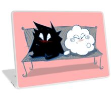 Wanda Happy Cloud and Ivan 02 Laptop Skin