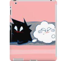 Wanda Happy Cloud and Ivan 02 iPad Case/Skin