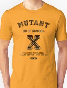 Mutant High School (Light Colours Version) T-Shirt