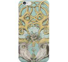 qotsa goat iPhone Case/Skin