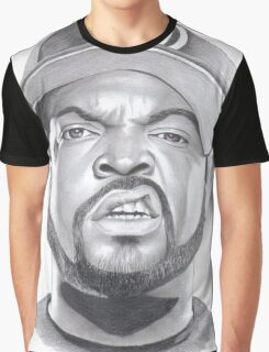 ice cube drawing Graphic T-Shirt