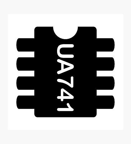 UA-741 Photographic Print