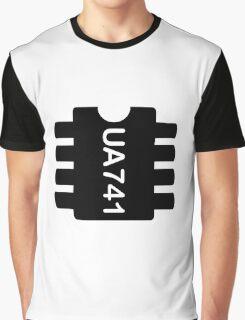 UA-741 Graphic T-Shirt