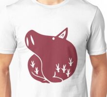The Seven Deadly Sins - The Boar Sin of Gluttony (Red) Unisex T-Shirt