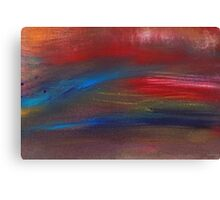 Abstract - Guash - Savana Canvas Print