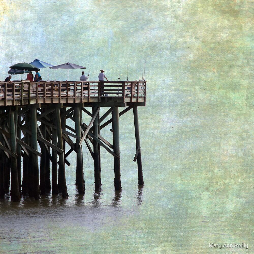 Umbrellas by Mary Ann Reilly