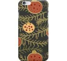 Festive Fir iPhone Case/Skin