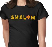 Shalom T-Shirt Womens Fitted T-Shirt