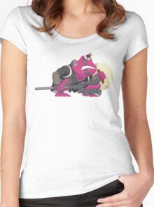 gamabunta Women's Fitted Scoop T-Shirt