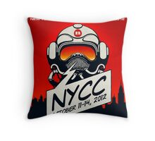 NYCC Throw Pillow