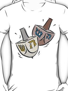 Dreidel Dreidel T-Shirt T-Shirt