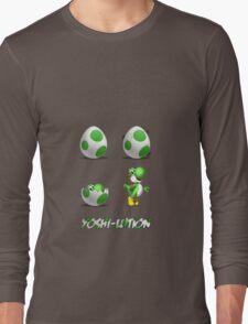 Yoshi-lution! Long Sleeve T-Shirt