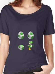 Yoshi! Women's Relaxed Fit T-Shirt
