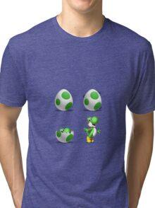 Yoshi! Tri-blend T-Shirt