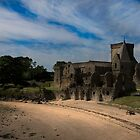 Inchcolm Abbey by Chris Clark
