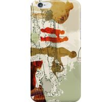 Gardeners street iPhone Case/Skin