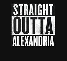 Straight Outta Alexandria. T-Shirt