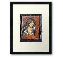 John Lennon Framed Print