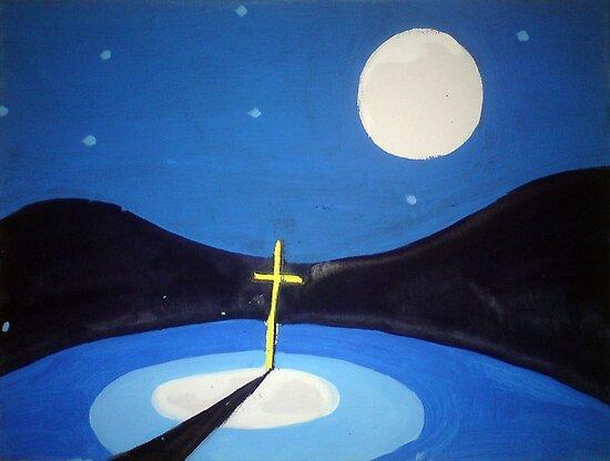 silent night by Matthew Scotland