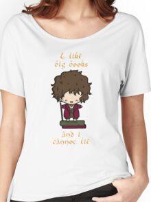 I Like Big Books - Bilbo Women's Relaxed Fit T-Shirt