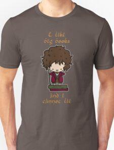 I Like Big Books - Bilbo T-Shirt