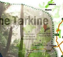 Save the Tarkine Sticker
