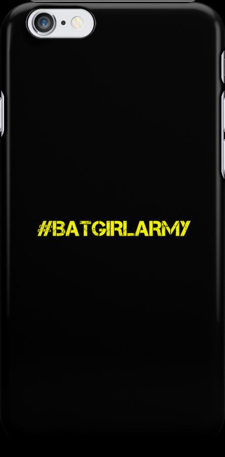 #BATGIRLARMY by channingellison