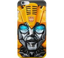 Head Transformer  iPhone Case/Skin