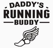Daddy's Running Buddy Kids Tee